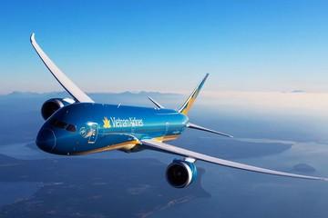 Vietnam Airlines hợp tác King Power bán hàng 'trên không'