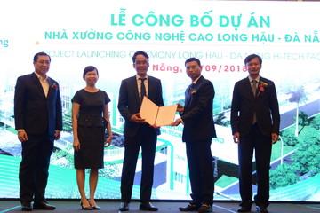 Long Hậu (LHG) đầu tư hơn 1.000 tỷ đồng cho dự án nhà xưởng tại Đà Nẵng
