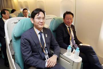 Lãnh đạo các chaebol Hàn Quốc tới Triều Tiên
