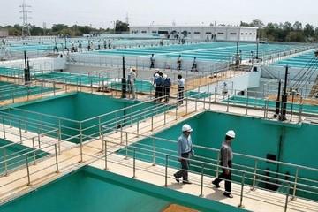 Hà Nội: Khánh thành Nhà máy nước mặt sông Đuống vào ngày 10/10