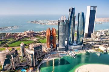 Ấn tượng vẻ đẹp Abu Dhabi