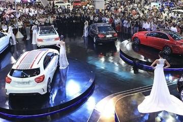 Giá trị nhập khẩu ô tô giảm 92% trong 8 tháng đầu năm