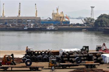 Ấn Độ xem xét tăng thuế nhập khẩu thép