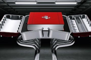 Ferrari ra sách lịch sử thương hiệu giá 6.000 USD