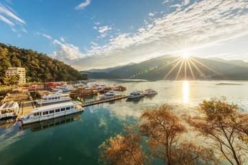 10 địa điểm đẹp nhất Đài Loan