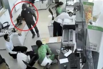 TP HCM cảnh báo tình trạng cướp ngân hàng