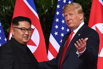 Trump ca ngợi Kim Jong-un 'cởi mở và xuất sắc'