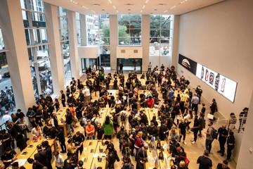 Ra mắt iPhone XS: 3 ngày tại cửa hàng Apple