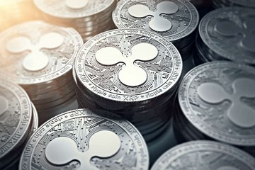 Vốn hóa tiền ảo Ripple giảm 9 tỷ USD