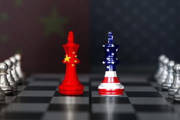 Nguy cơ 'không hồi kết' trong chiến tranh thương mại Mỹ - Trung