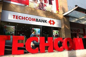 Hàng loạt quỹ ngoại trao tay hơn 18,6 triệu cổ phiếu Techcombank