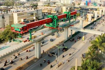 100 triệu EUR cho 10 đoàn tàu metro Nhổn - ga Hà Nội, 80% ý kiến khen thiết kế hài hoà