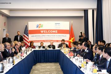 Thủ tướng mời 'sếu lớn' Mỹ đến Việt Nam đầu tư