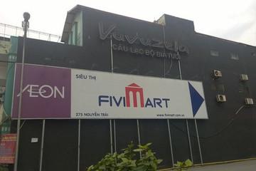 Đại gia bán lẻ Aeon 'chia tay' Fivimart
