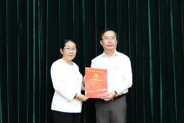 Chủ tịch UBND quận 1 làm Chánh Văn phòng TP HCM