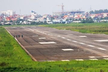 Sân bay Gia Lâm sắp kết thúc chức năng hàng không dân dụng