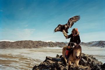 Những bức ảnh siêu thực ở Mông Cổ