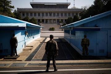 Hàn, Triều bắt đầu gỡ mìn tại khu phi quân sự