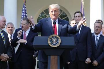 Trump: USMCA là thời đại mới của ngành công nghiệp xe hơi Mỹ