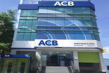 Room ngoại tại ACB điều chỉnh xuống 29,83%