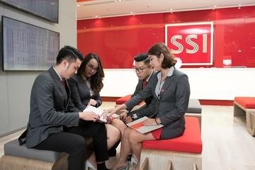 SSI 19 quý liên tiếp dẫn đầu thị phần môi giới cổ phiếu sàn HOSE
