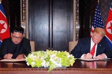 Triều Tiên nói vấn đề kết thúc chiến tranh không phải 'quân bài mặc cả'