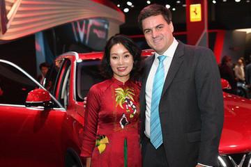 Nữ tướng VinFast: '365 ngày tới sẽ còn phải cố gắng nhiều để hiện thực hóa giấc mơ ô tô Việt'
