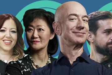 10 người giàu nhất nước Mỹ năm 2018 là ai?