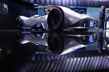 Những chiếc xe tốt nhất Paris Motor Show