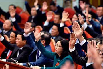 Ủy viên Bộ Chính trị, Ban Bí thư phải từ chức khi không đủ điều kiện, uy tín