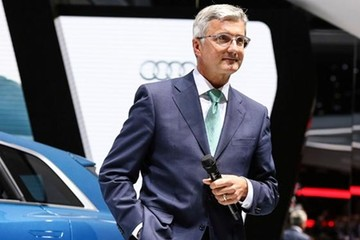 CEO Audi bị sa thải