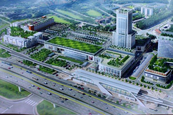 Doanh nghiệp Nhật muốn cùng Samco đầu tư Bến xe Miền Đông mới