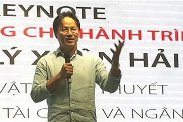 Doanh nhân Lý Xuân Hải: 'Thành công chỉ 1% là do thiên tài, 99% là do tổ chức thực hiện'