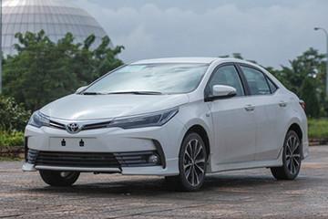 Toyota Altis thêm tính năng, giá cao nhất 940 triệu tại Việt Nam