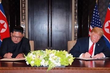 Triều Tiên tuyên bố không bao giờ xin Mỹ gỡ lệnh trừng phạt