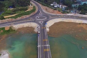 Cầu 1.460 tỷ đồng nối Hà Nội - Phú Thọ sẽ thông xe vào ngày 7/10