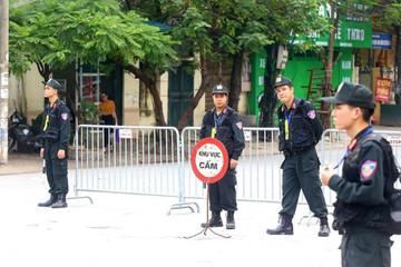 Hà Nội cấm nhiều tuyến đường phục vụ quốc tang cố Tổng bí thư Đỗ Mười