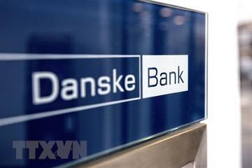 Cổ phiếu của ngân hàng lớn nhất Đan Mạch lao dốc do bê bối rửa tiền