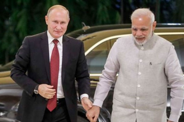Ấn Độ chi 5 tỷ USD mua vũ khí Nga