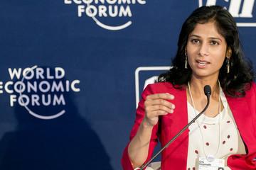 Chân dung nữ kinh tế trưởng xinh như hoa hậu của IMF