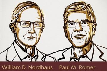 Hai nhà kinh tế Mỹ giành Nobel kinh tế 2018