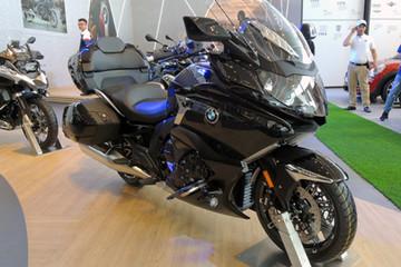 BMW K1600B - 'pháo đài' hai bánh giá gần 1,3 tỷ đồng