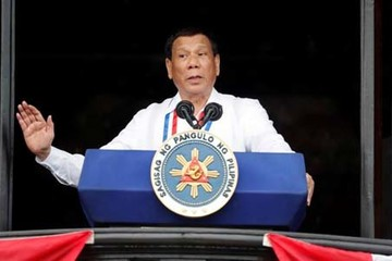 Quan chức Philippines nói Tổng thống Duterte không bị ung thư