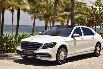 Mercedes Maybach S560 2018 giá hơn 11 tỷ đồng về Việt Nam