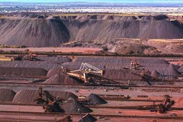 Giá quặng sắt tại Trung Quốc lên cao nhất gần ba tuần