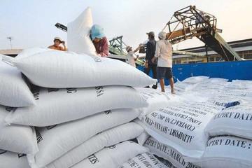 Xuất khẩu gạo đạt gần 5 triệu tấn 9 tháng đầu năm