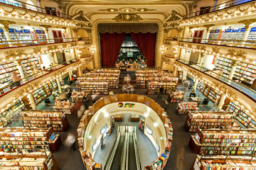 10 tiệm sách đẹp đến ngỡ ngàng trên thế giới