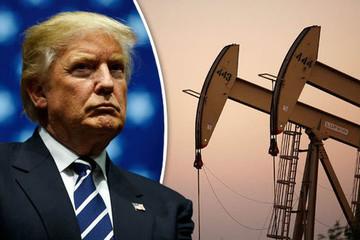 Trump muốn giá dầu giảm thêm vì không thích số 74