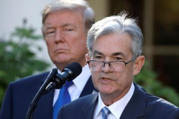 Trump: Fed 'quá hung hăng', 'đang phạm sai lầm lớn'