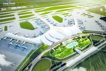 Báo cáo Quốc hội xây dựng sân bay 16 tỷ USD rộng 5.000 ha nhất Việt Nam